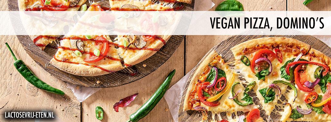 Lactosevrije pizza's bij Domino's en New York Pizza Domino's