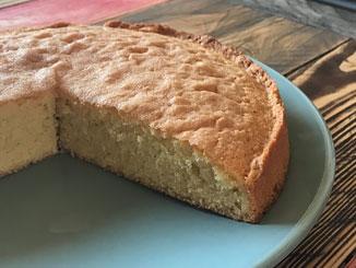 Recept lactosevrije basis cake