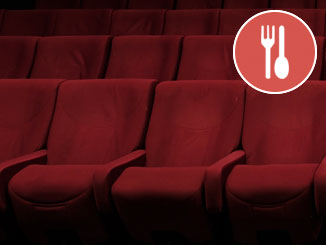 Lactosevrije kaart bij bioscoop Cine Twins Malden