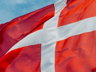 Deense Lactose Allergenenkaart Denemarken