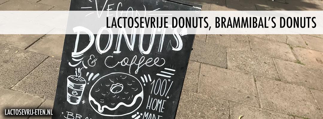 Lactosevrije donuts in Berlijn koffie