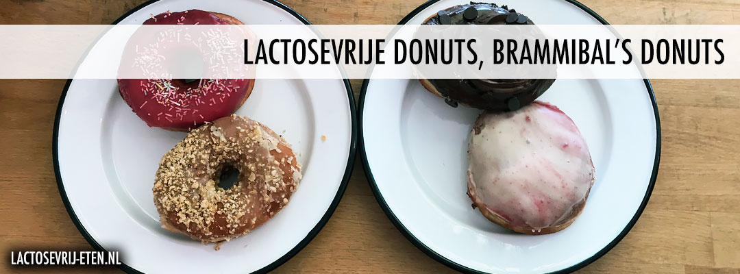 Lactosevrije donuts in Berlijn smaken
