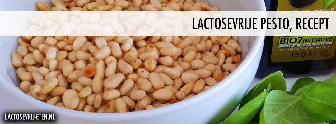 Recept Lactosevrije pesto